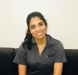 eSPARC Welcomes Nivetha Sundaravadivelu